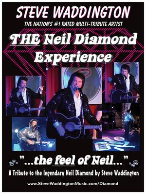 """The Feel of Neil"" The Neil Diamond Experience"